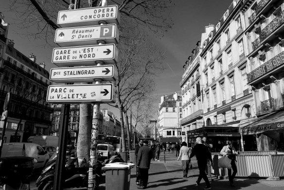 Paris by Jarosław Kultys